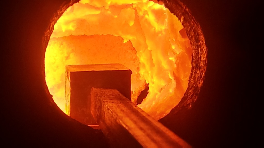 I just love taking pictures of the forge....